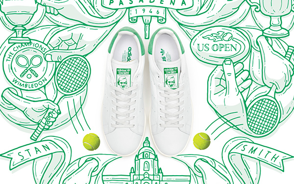 stan smith coppia