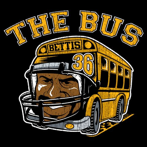 Bettis_The_Bus