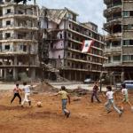 Beirut, 1982. Foto di Steve McCurry